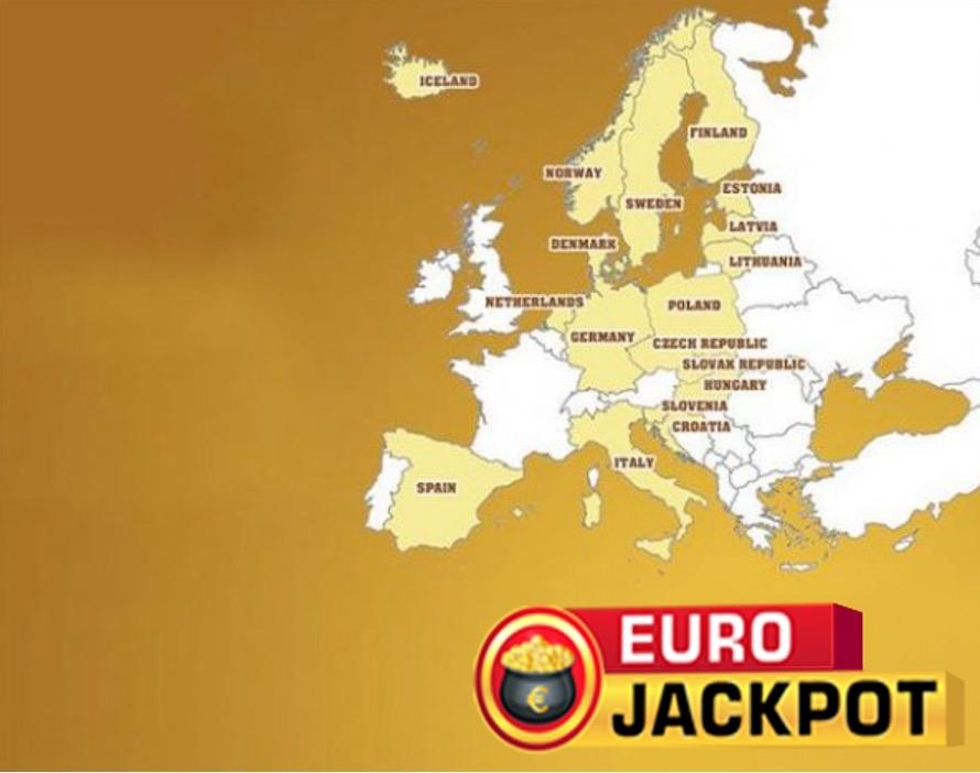 eurojackpot world map