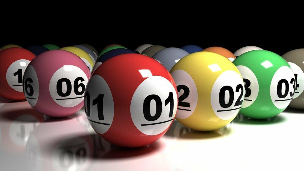 balls lottery