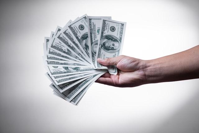 lotto winning money