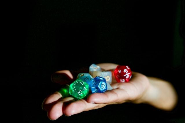 lottery craps