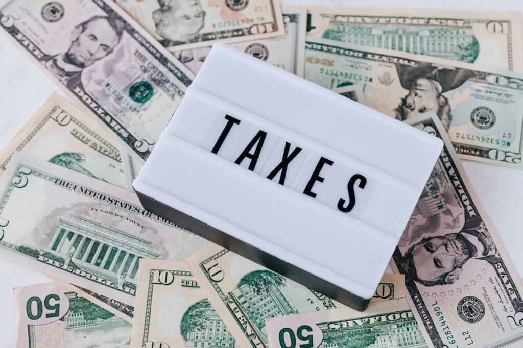 lottery taxes